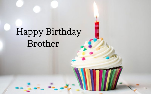 Outstanding Happy Birthday Images And Wishes For Brothers 2020 Birthday Personalised Birthday Cards Bromeletsinfo